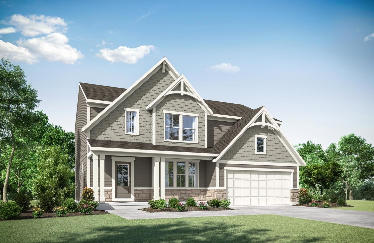 Move In Ready New Home In Billingsley - The Reserve Community