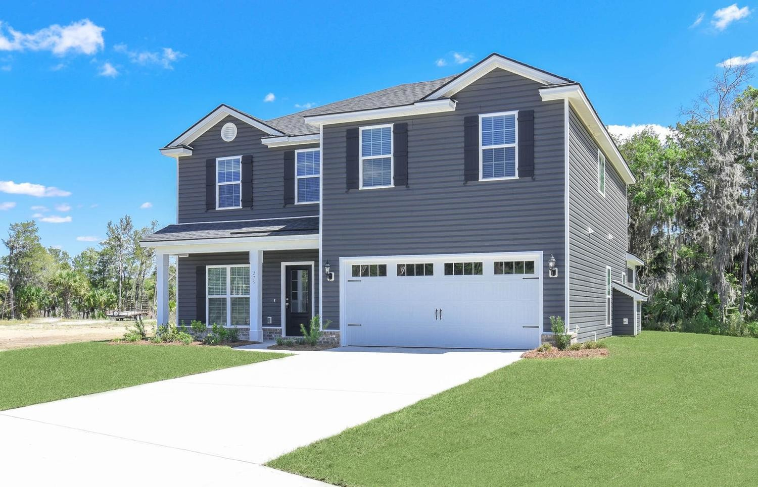 Move In Ready New Home In Wexford Community