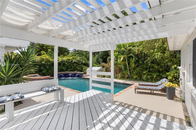 Updated 5-Bedroom House In Miami Shores