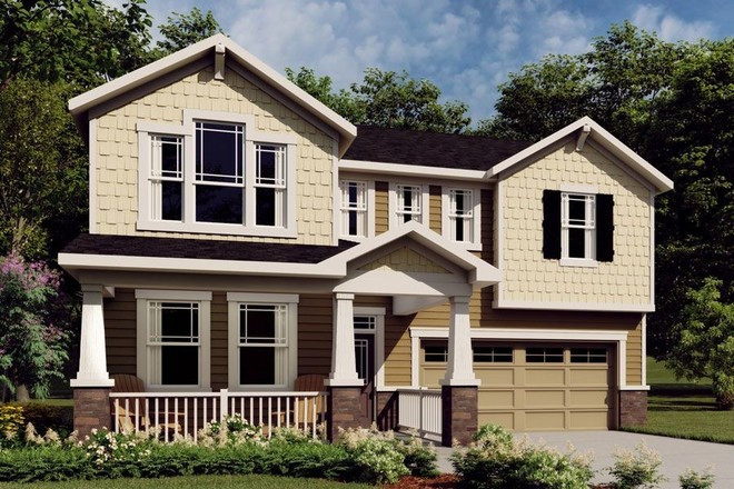 Move In Ready New Home In Ridgewater Community