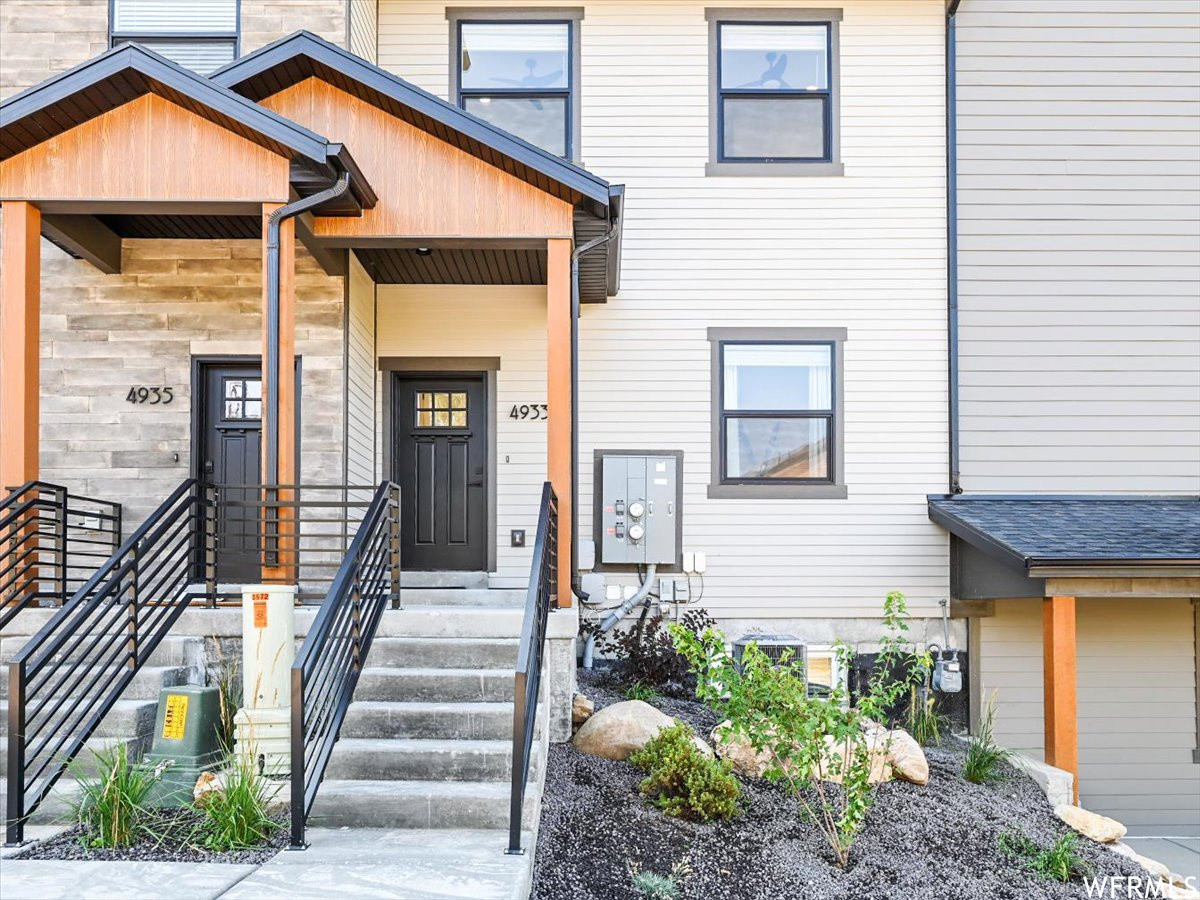 3-Story Townhouse In Eden