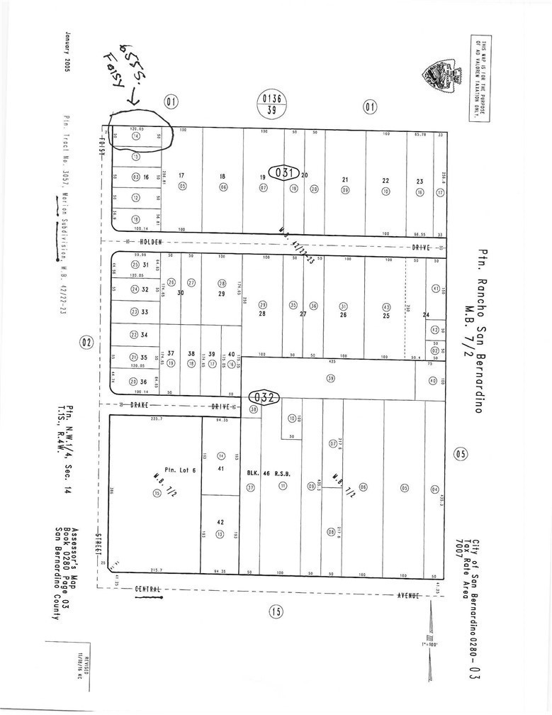Lot In Valley View
