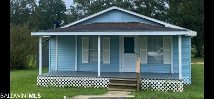 Updated 3-Bedroom House In Atmore