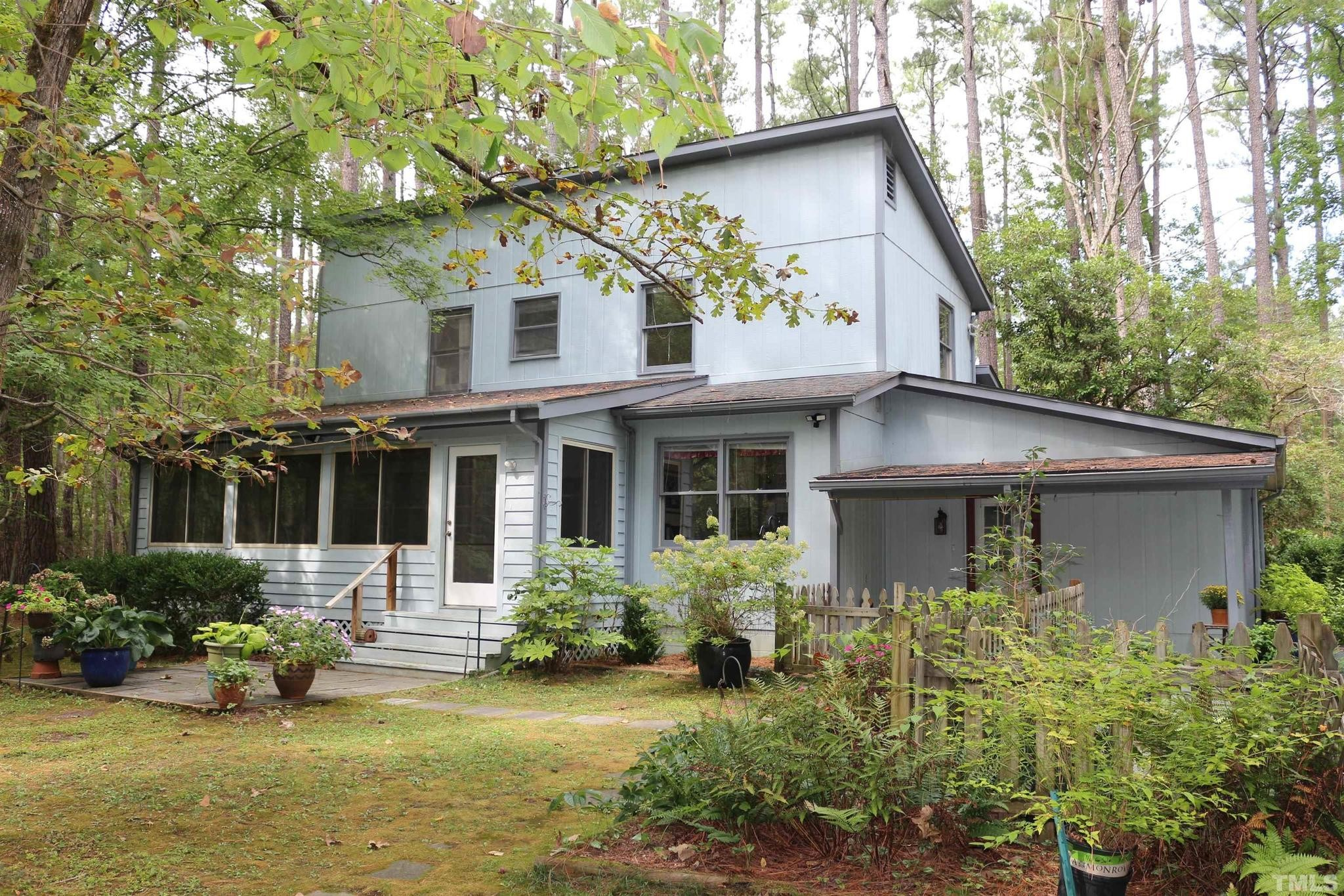 1-Story House In Pittsboro