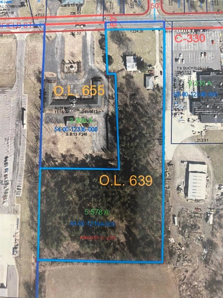 Lot In Bucyrus