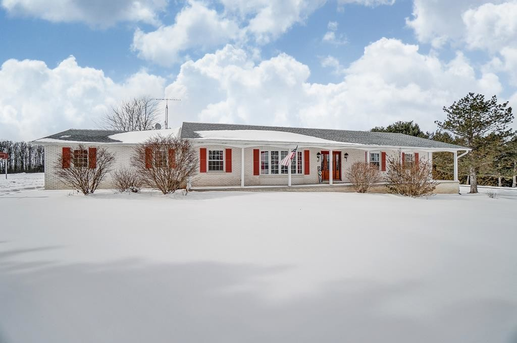 1-Story House In Galion