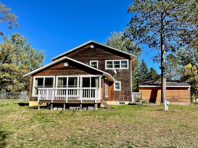 House In Cass Lake