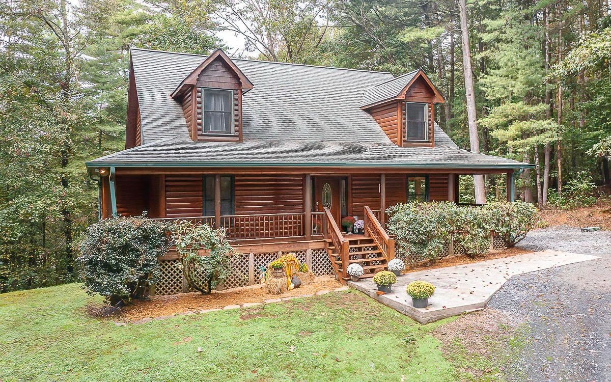 4-Bedroom House In Mineral Bluff