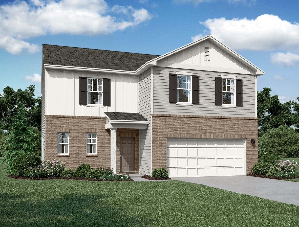 Move In Ready New Home In Creekside Community