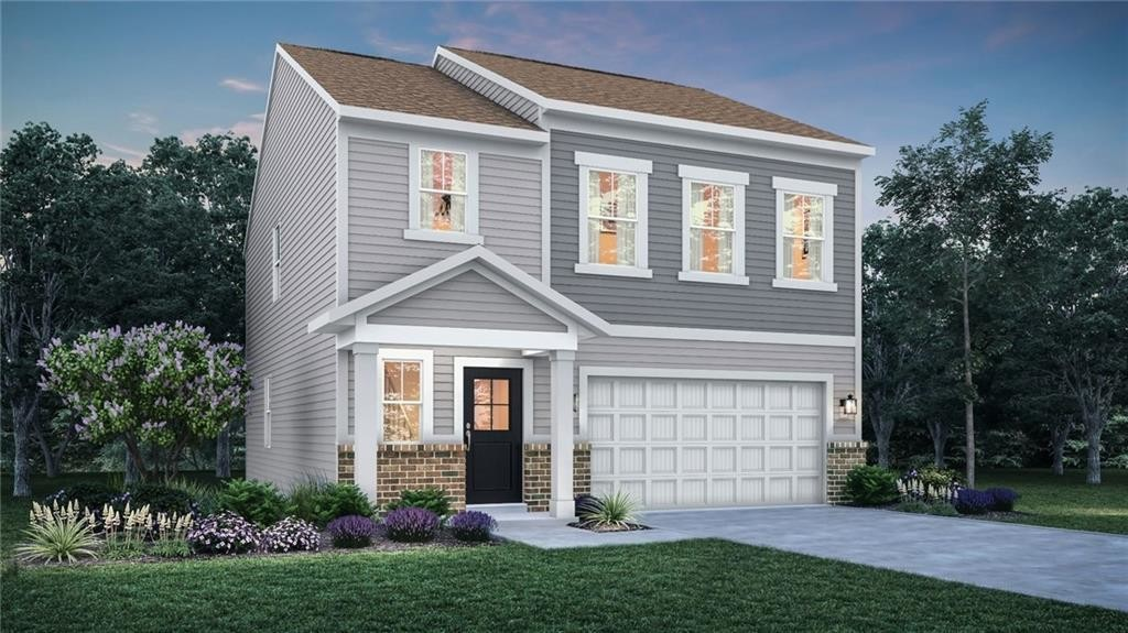 Luxurious 4-Bedroom House In New Whiteland