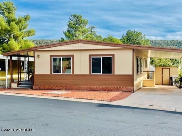 Remodeled Private Mobile Home