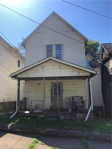 Multi-Family Home In Uniontown
