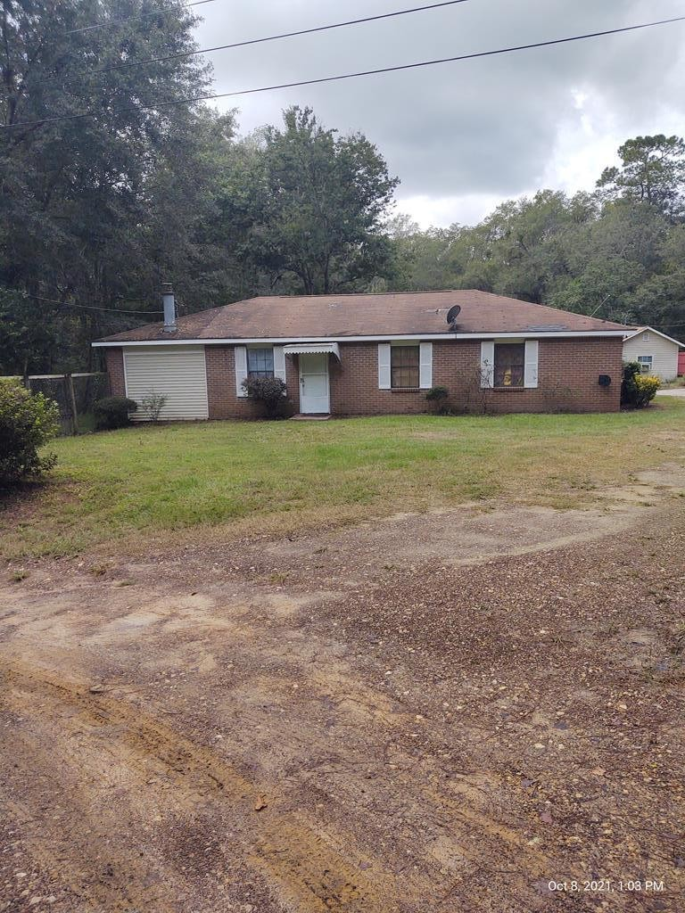 1-Story House In Thomasville