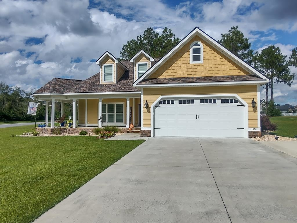 Upgraded 4-Bedroom House In Moultrie
