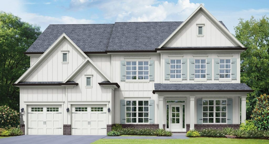 Ready To Build Home In The Springs Of Chateau Community