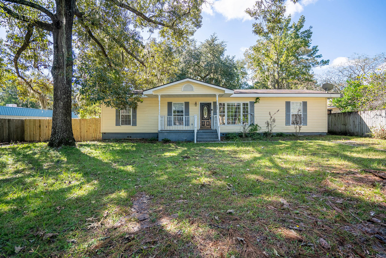 4-Bedroom House In Downtown Hinesville