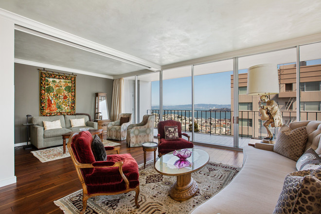 Luxurious 1-Bedroom House In Nob Hill