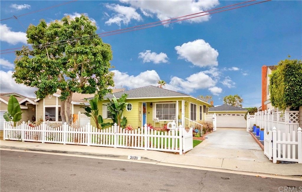 1-Story House In Lomita