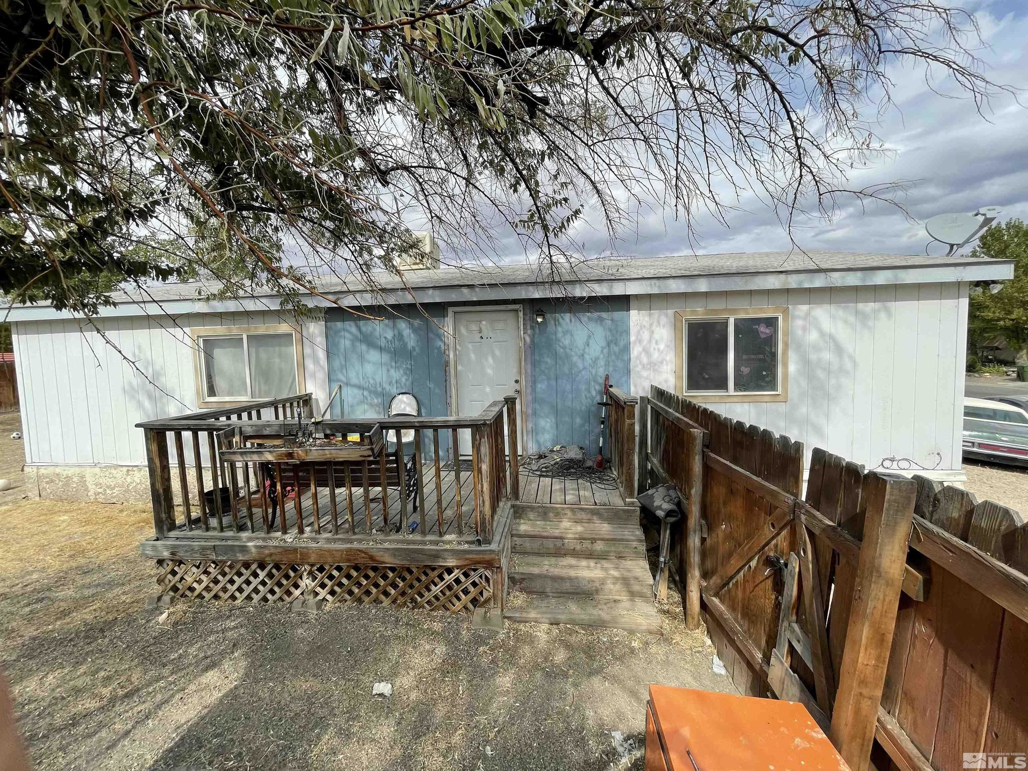 2-Bedroom Mobile Home In Battle Mountain