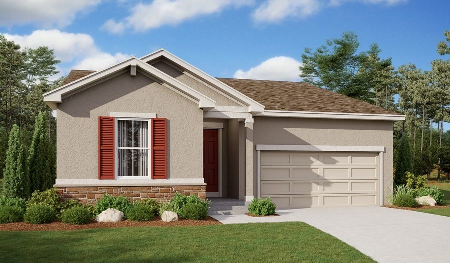 Move In Ready New Home In Seasons at Crestview Hills Community