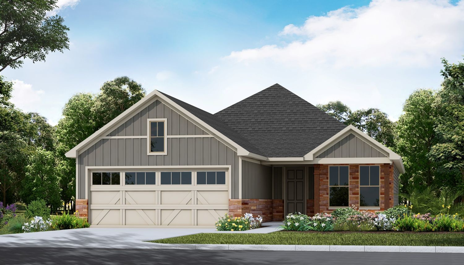 Move In Ready New Home In New Park  A New Home Community Community