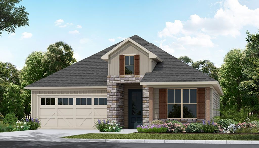 Ready To Build Home In New Park Community