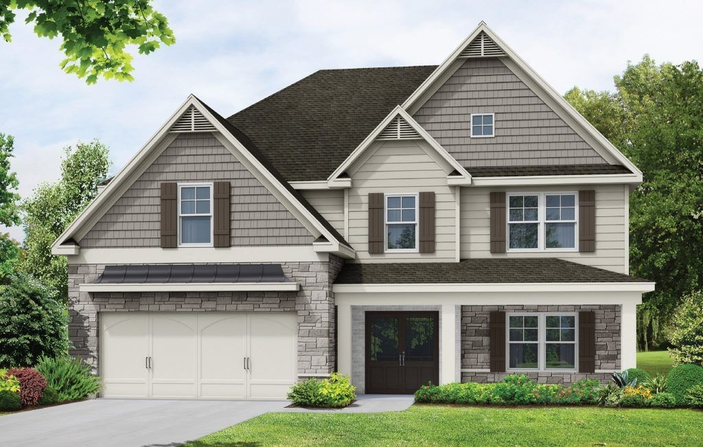 Move In Ready New Home In Victoria Heights Community
