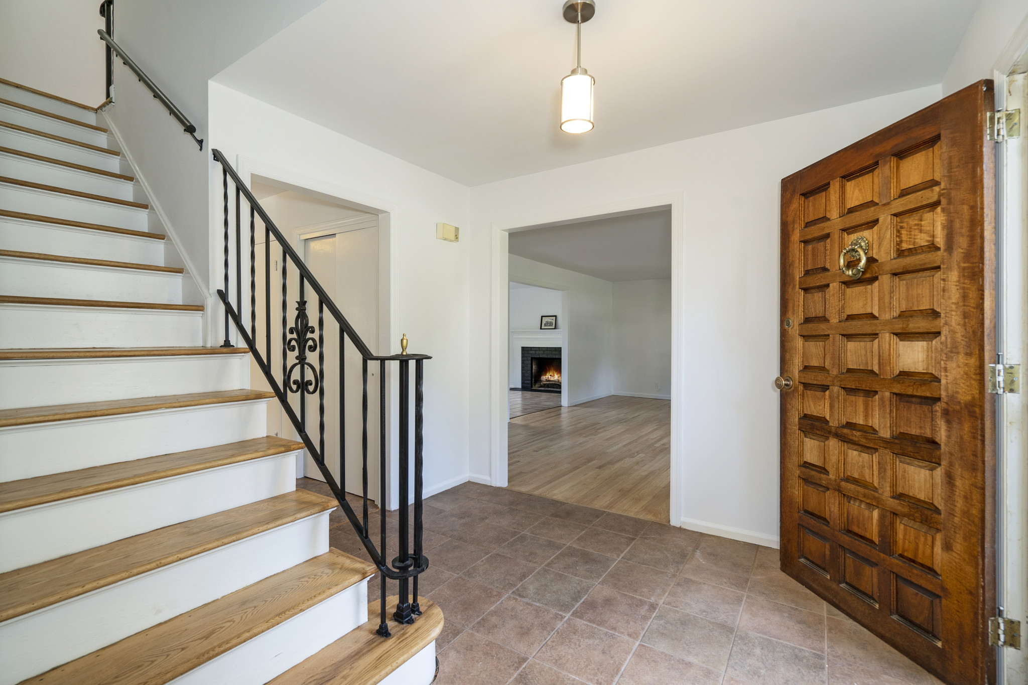Refinished Private House