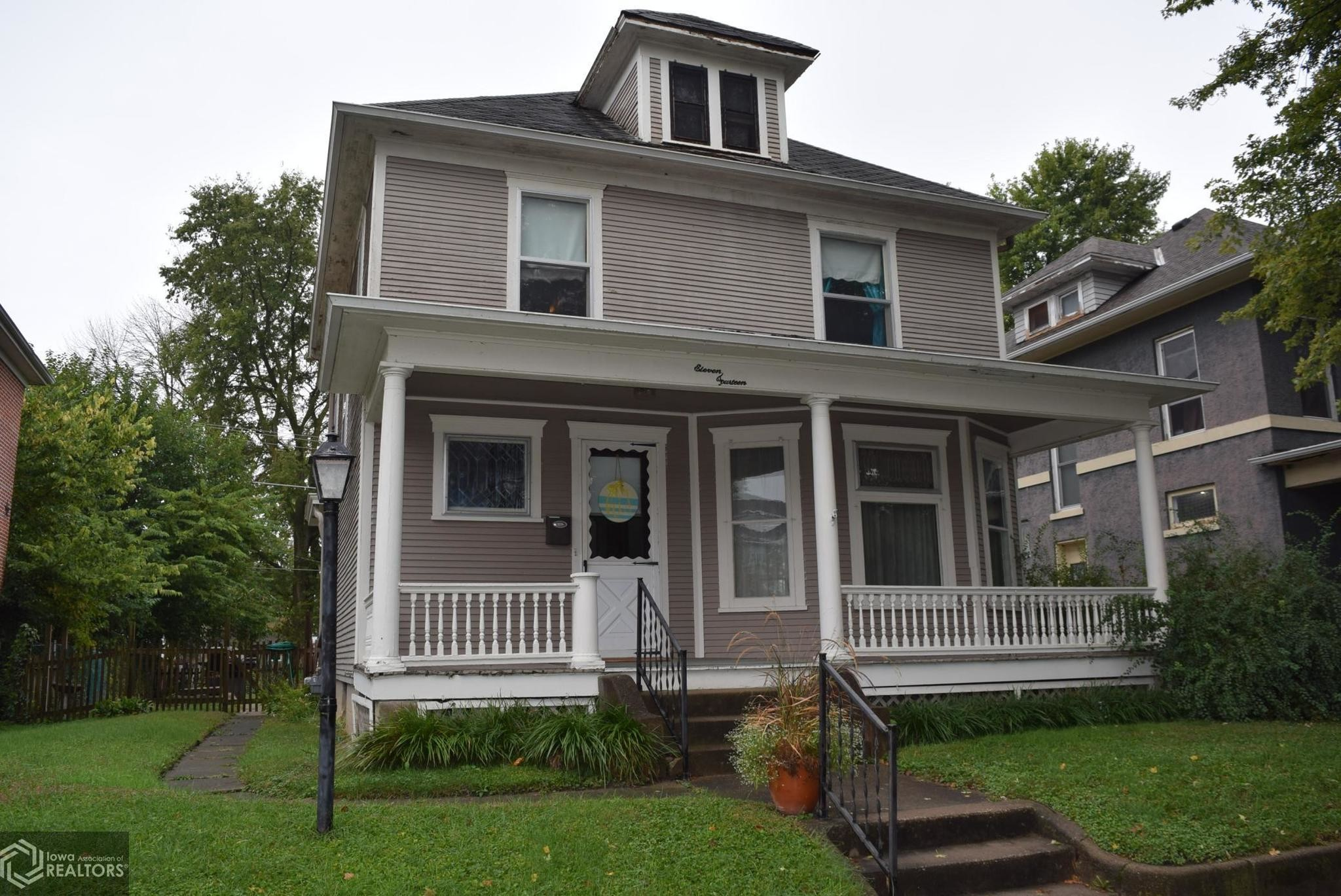 Updated 3-Bedroom House In Fort Madison