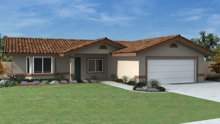 House In Porterville