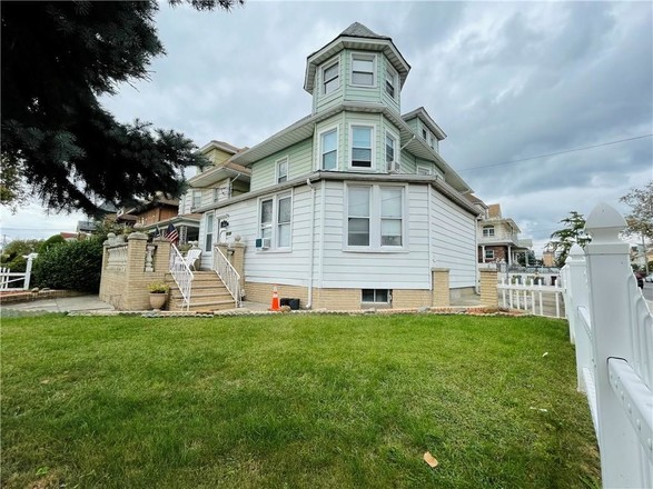 Remodeled 4-Bedroom House In Dyker Heights