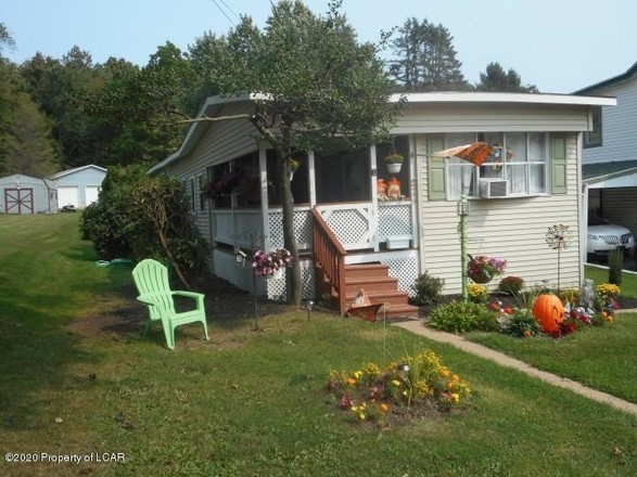 Private Mobile Home With Garden