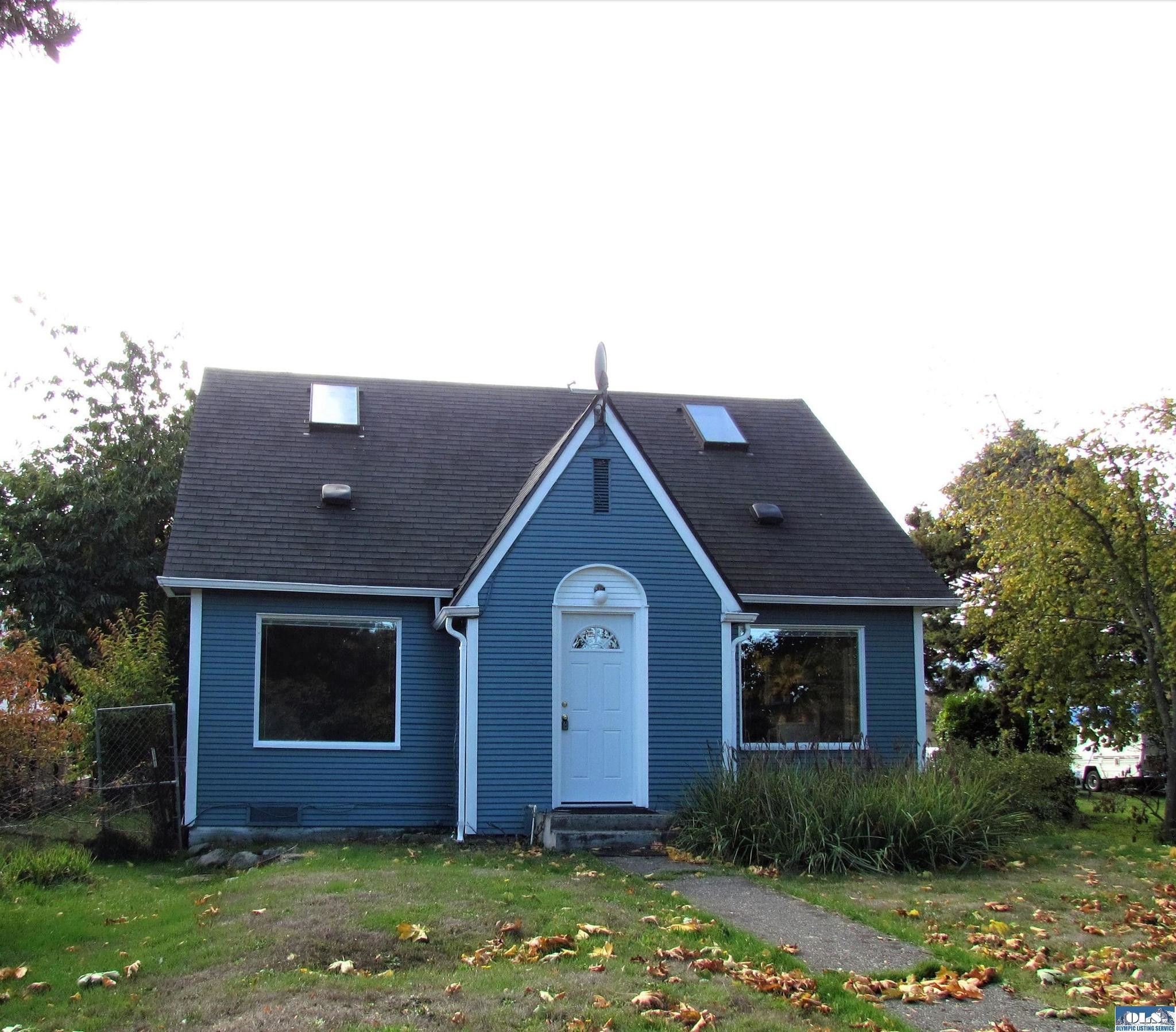House In Port Angeles