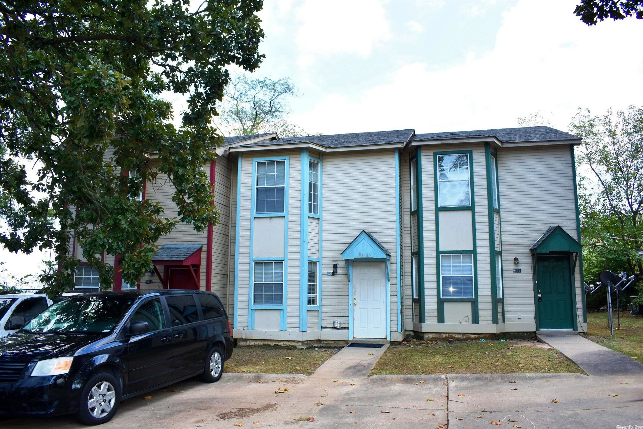 2-Story Multi-Family Home In North Little Rock