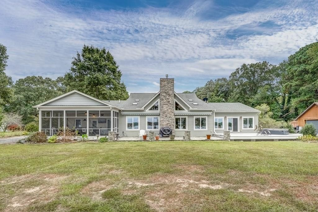 2-Story House In Reedville