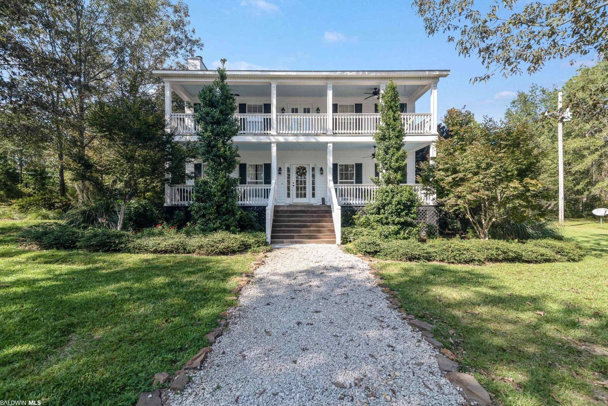 Chic 3-Bedroom House In Bay Minette