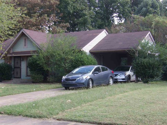 3-Bedroom House In Wolfchase