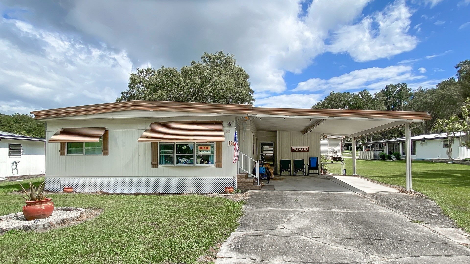 Updated 2-Bedroom Mobile Home In Lady Lake