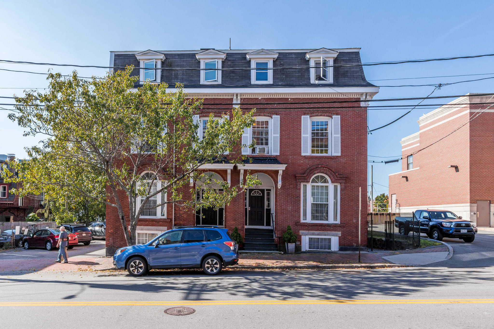 Renovated Waterfront Multi-Family Home
