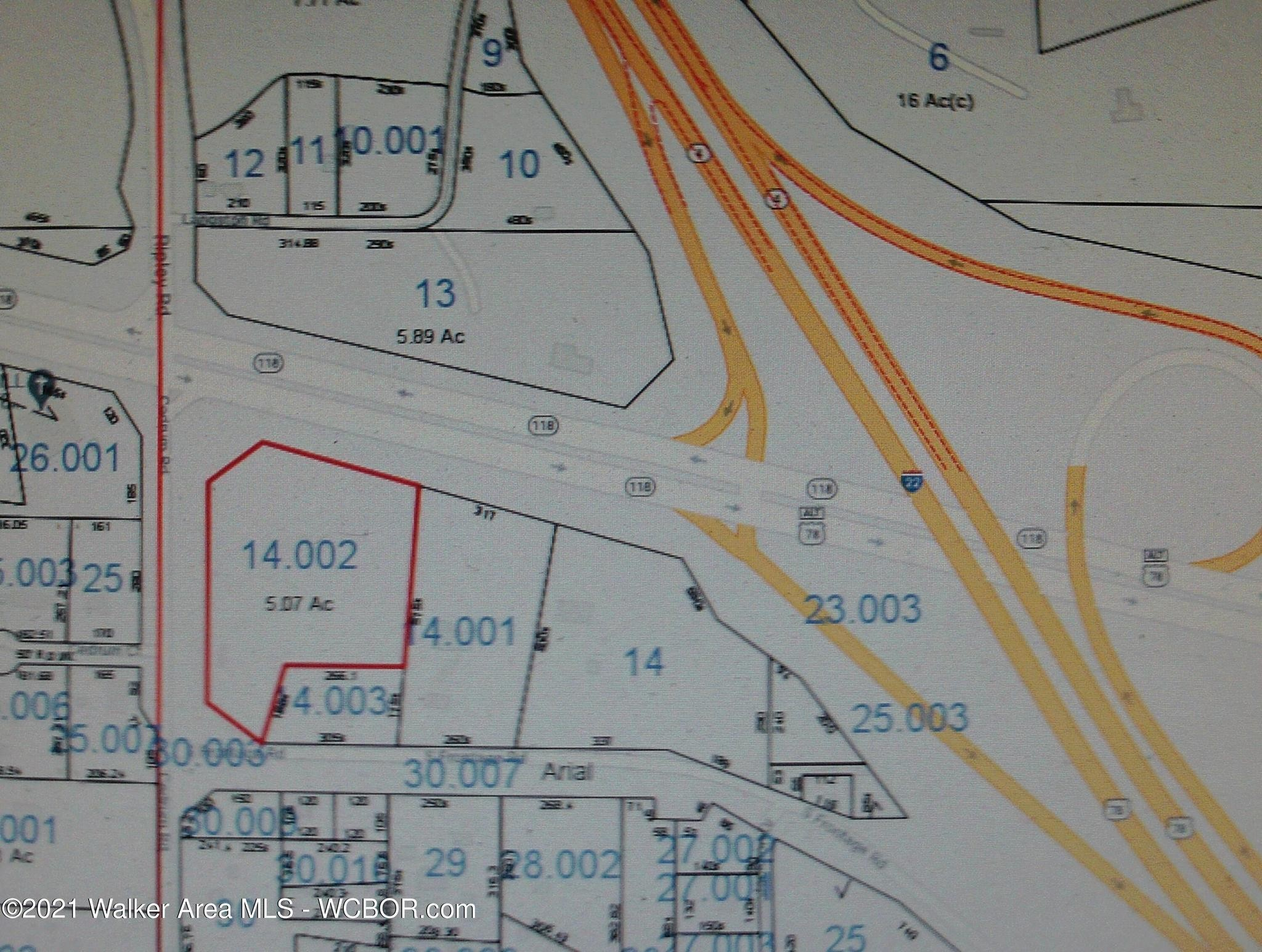Lot In Carbon Hill
