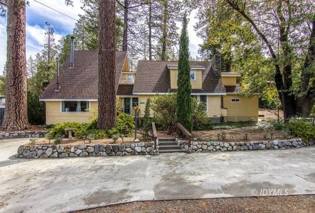 7-Bedroom House In Idyllwild Mountain Park