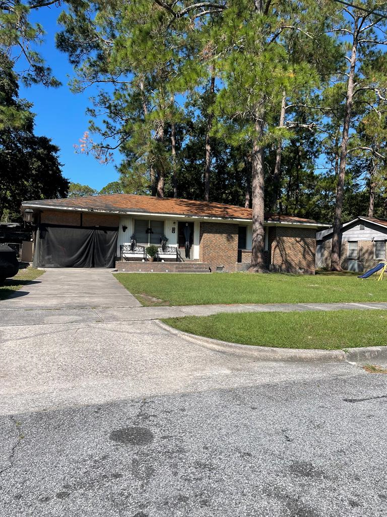 House In Whispering Pines