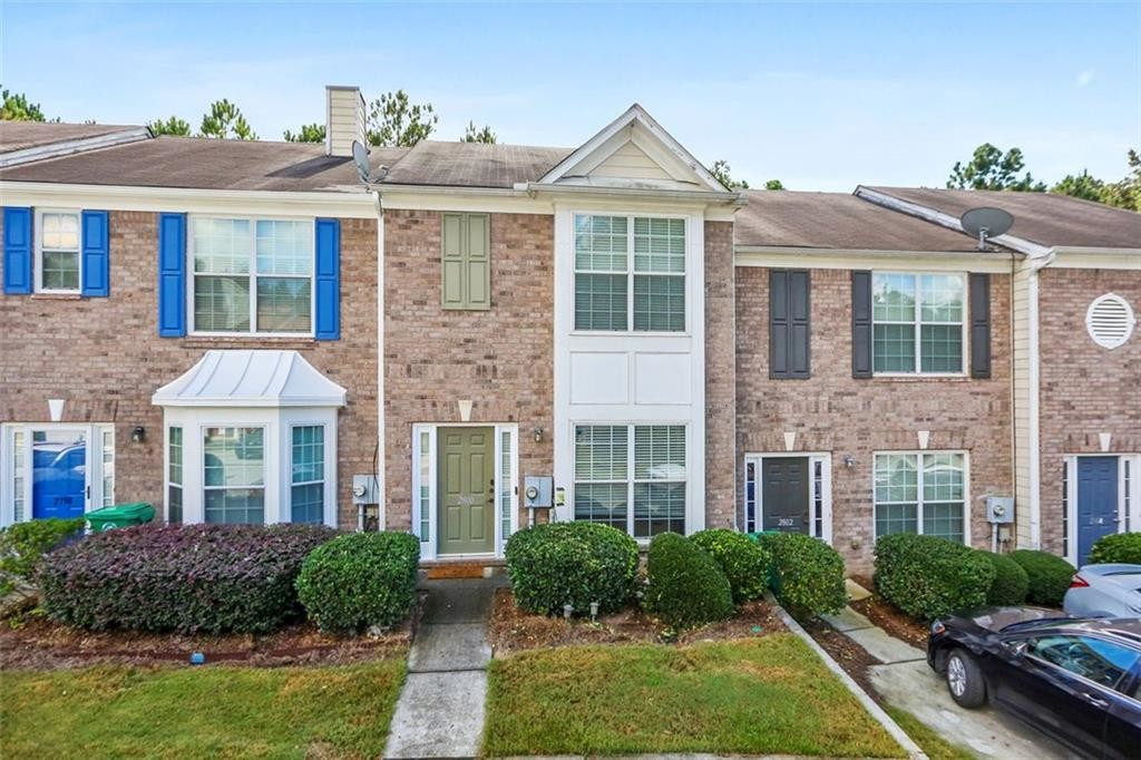 Renovated 2-Bedroom House In Lithonia