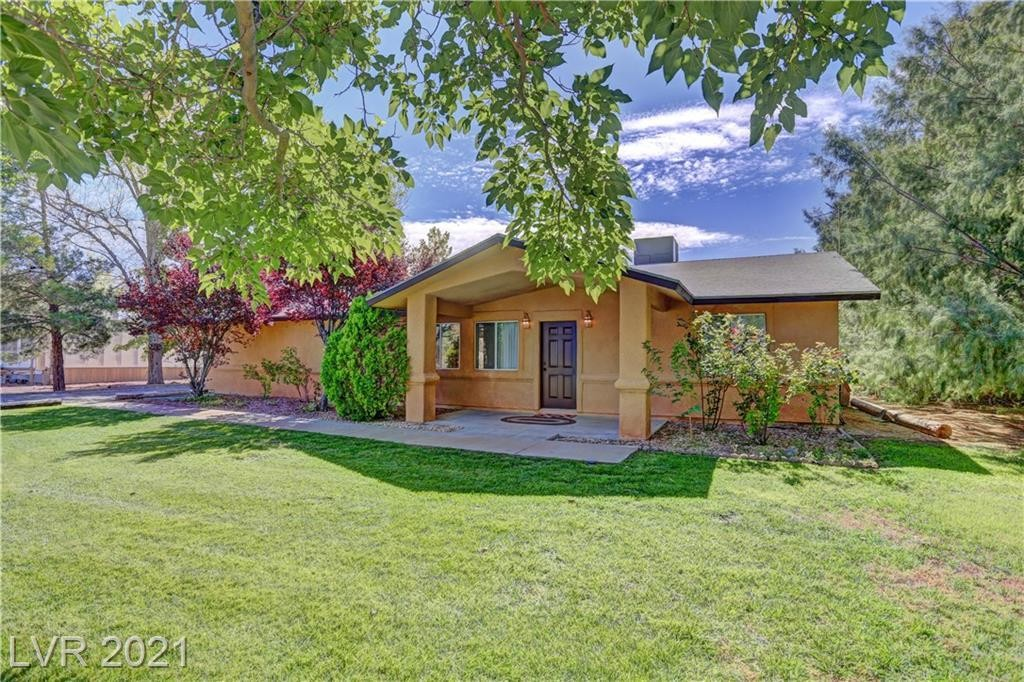 1-Story House In Pahrump
