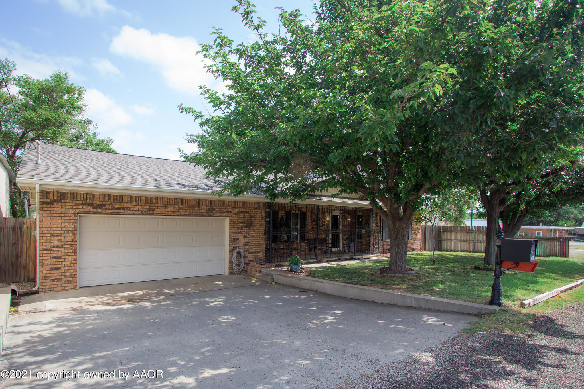 Updated 3-Bedroom House In Amarillo