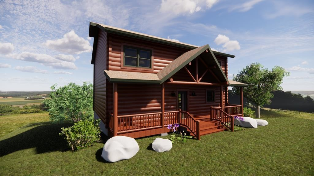 4-Bedroom House In Pigeon Forge