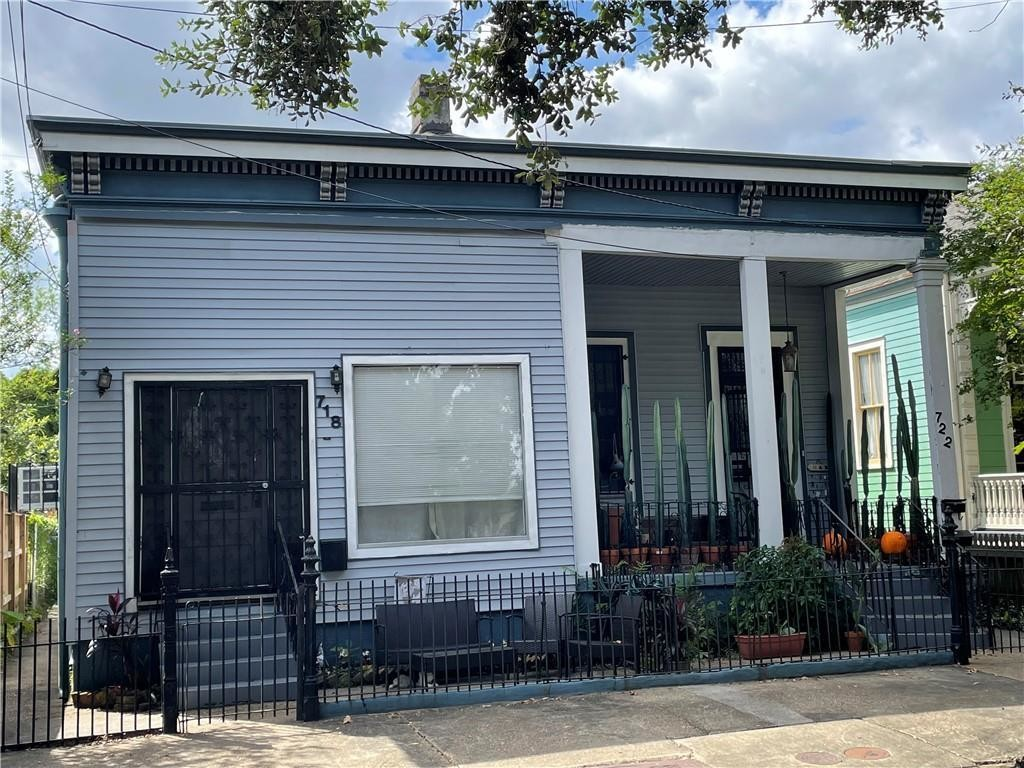 Multi-Family Home In New Orleans