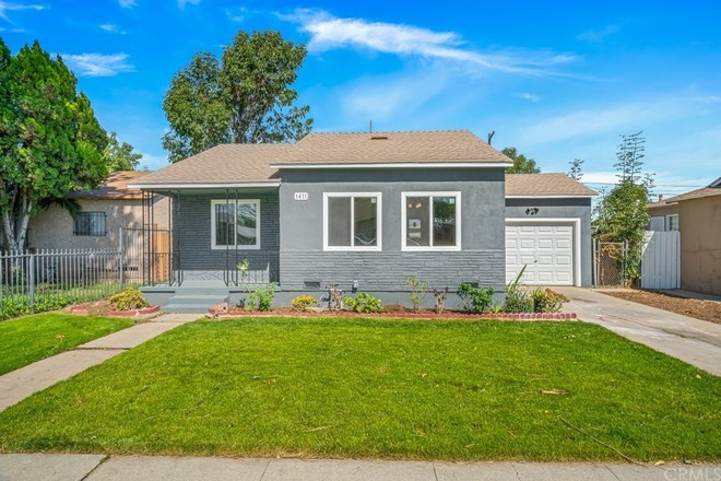 Upgraded 2-Bedroom House In Compton