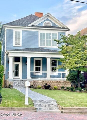 3-Bedroom House In Downtown MacOn