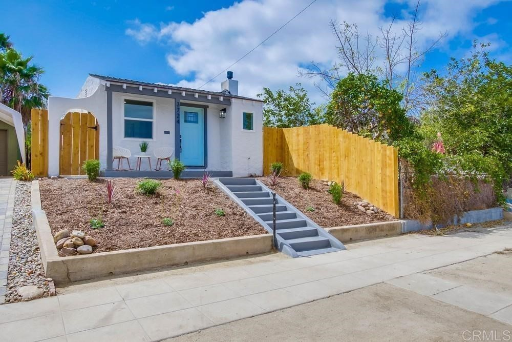 Remodeled 2-Bedroom House In North Park